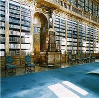 <!--42-->strahovska knihovna praha iii by candida höfer