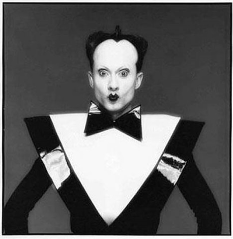 klaus nomi by michael halsband