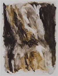 monoprint vii by william tucker