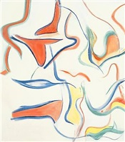 untitled iii by willem de kooning