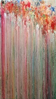 wiseman by larry poons