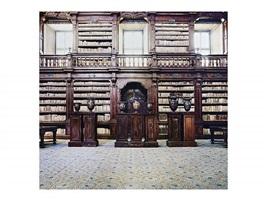 biblioteca dei girolamini napoli iv by candida höfer