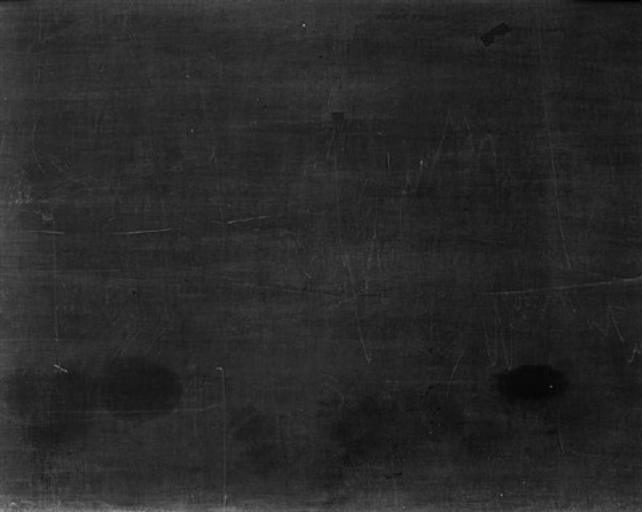 untitled (chalkboard 11) by matthew gamber