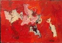 forms on red by john von wicht