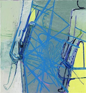 amy sillman transformer or, how many lightbulbs does it take to change a painting by amy sillman