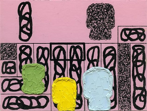 s-125 untitled by jonathan lasker