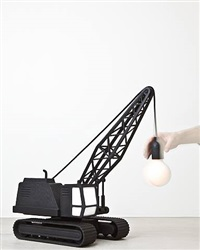 wrecking ball lamp by studio job