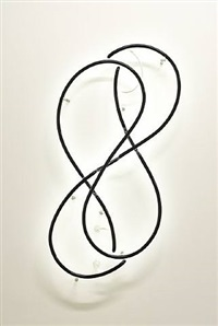 mobius strip by cerith wyn evans