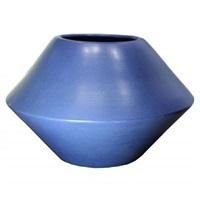 beautiful blue glaze diamond by la gardo tackett
