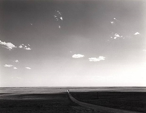 the pawnee grasslands by robert adams