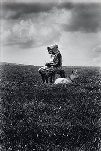 the shepherdess by tessa traeger