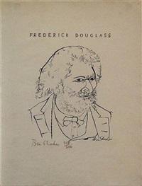 frederick douglass, iv by ben shahn
