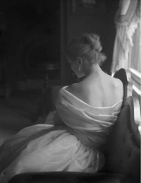 margie cato (test shoot): new york by lillian bassman