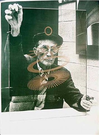 the occulist witnesses by marcel duchamp