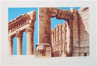 baalbek by richard haas