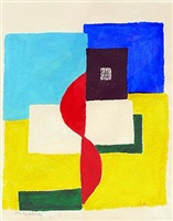 rythme color by sonia delaunay-terk