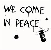 we come in peace by ben allen