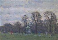 hyde park bandstand by ken howard