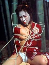 history of sex (bondage in kyoto) by andres serrano