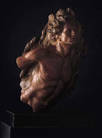 ex nihilo, fragment no. 5, full scale by frederick hart
