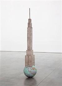torre latino by damián ortega