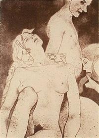 a rash act (a) by ronald brooks kitaj