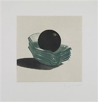 untitled 10, from twelve objects, twelve etchings by rachel whiteread