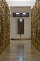 installation view by christian boltanski