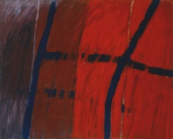 barrier series #5 by jack tworkov