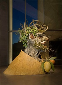 winter (after arcimboldo) by philip haas