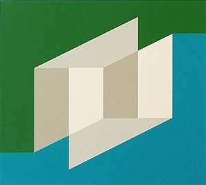 never before by josef albers