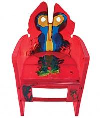 gaetano pesce chair by gaetano pesce