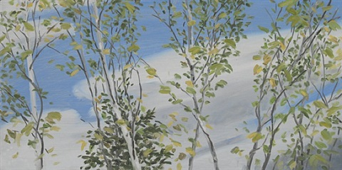 september birches by robert berlind
