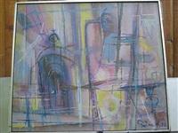 the studio by gabor f. peterdi