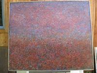 desert v dusk by gabor f. peterdi