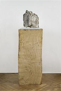 untitled (sculpture) by goshka macuga