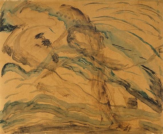 wind (no. 1) by arthur dove
