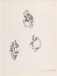 three shells by marsden hartley