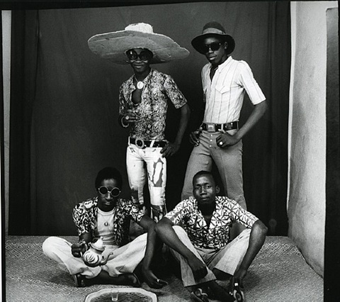 friends of the spanish by malick sidibé