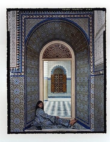 harem #14c by lalla essaydi