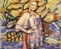 fashion and the fish by larry rivers