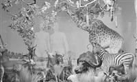 new paradise (giraffe), 2000/2001 by oleg kulik
