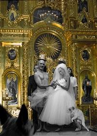 marriage by oleg kulik