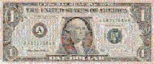 dollar bill by robert silvers