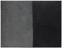 spanish painting by brice marden