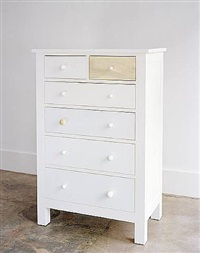 chest of drawers by roy mcmakin