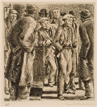 bowery by reginald marsh