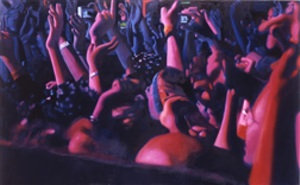 publikum (kylie) by frank bauer