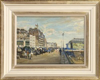 king's road, brighton by jacques emile blanche