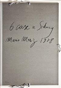6 case a sidney by mario merz